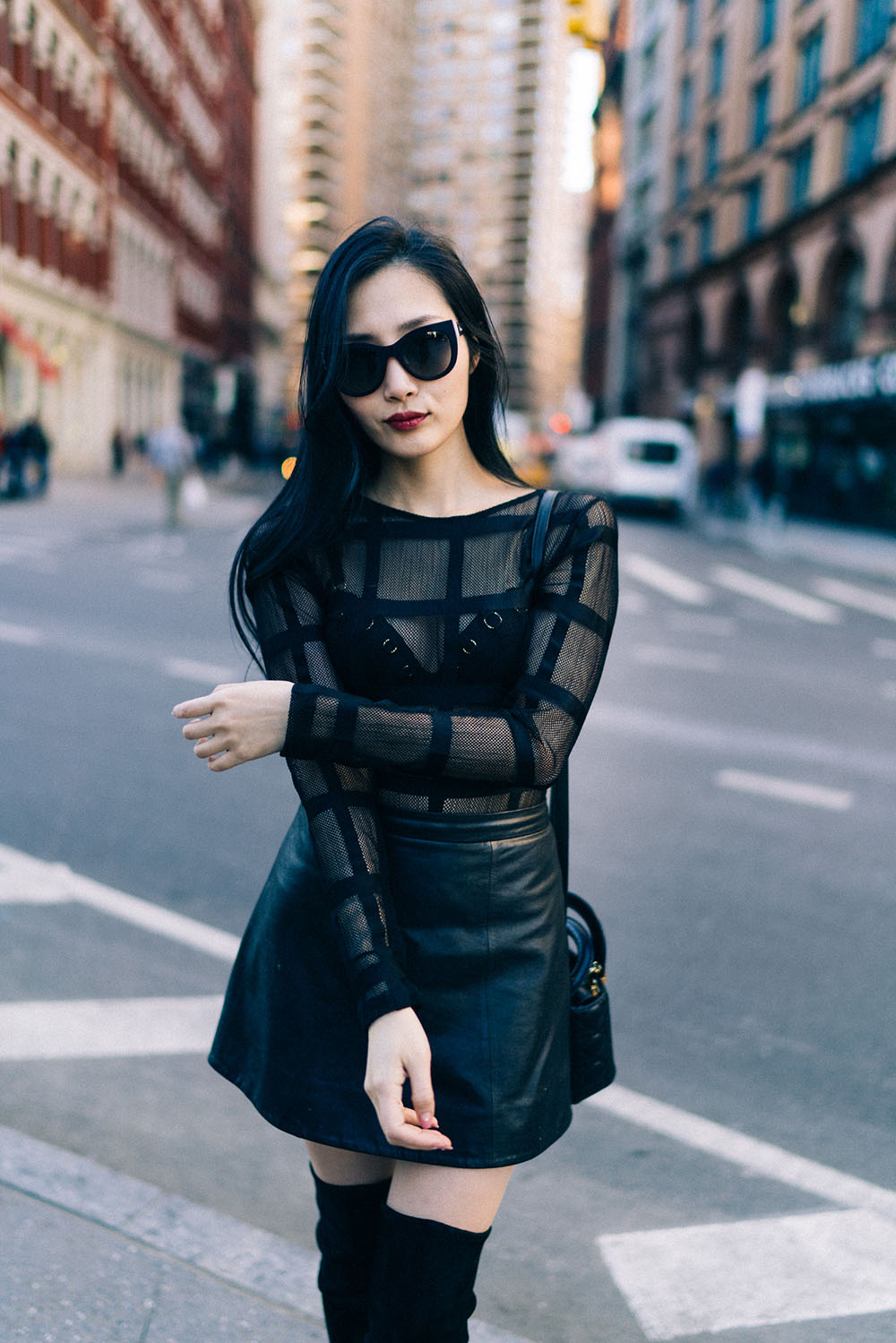 How Nasty Gal Went Bankrupt | Of Leather and Lace Blog by Tina Lee