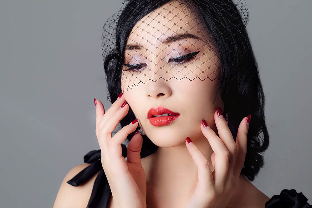 Reimagining Muses: Your Beauty Mark by Dita von Teese | Of Leather and Lace Blog by Tina Lee